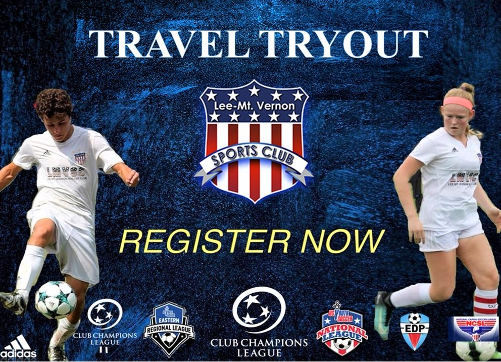 10759fbf2 Travel Tryouts - Lee Mount Vernon Sports Club